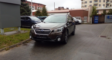 Subaru OUTBACK Executive ES Lineartronic