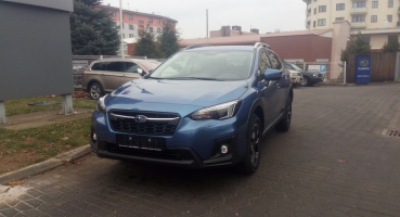 Subaru XV 1.6i-S Executive ES Lineartronic